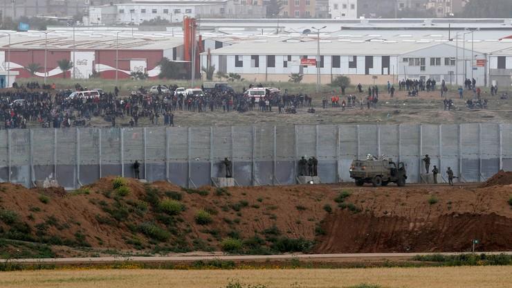 Izrael otworzył dwa przejścia graniczne ze Strefą Gazy