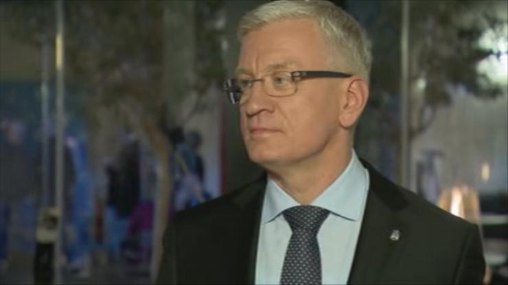 Prezydent Poznania zapowiedział, że nie będzie się spotykał się z niezaszczepionymi