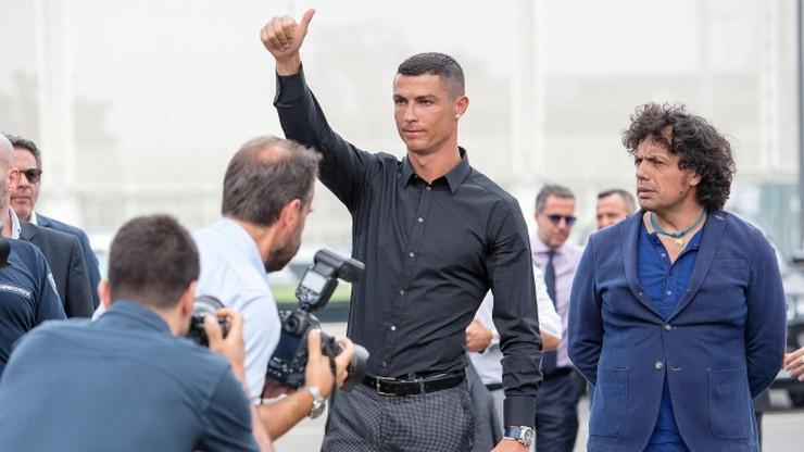 Na transferze Ronaldo do Juventusu zarobili też... norwescy emeryci