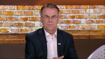 """Sellin: Andruszkiewicz mieści się w szerokim spektrum poglądów """"obozu dobrej zmiany"""""""