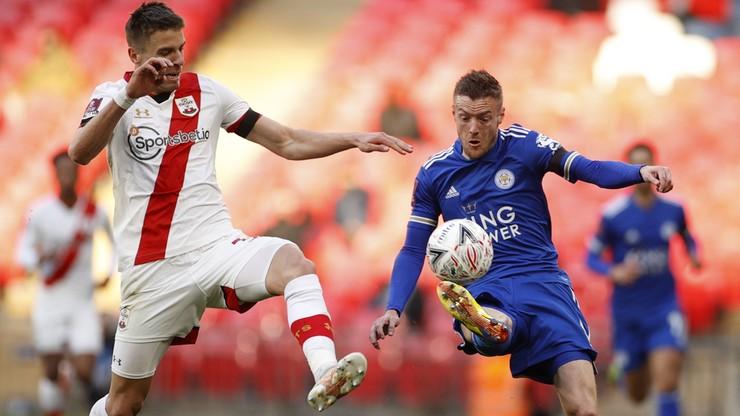 Puchar Anglii: Jan Bednarek nie zagra w finale. Pierwszy taki awans Leicester od ponad pół wieku