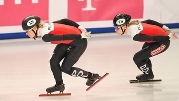 Mistrzostwa Europy w short tracku startują w piątek