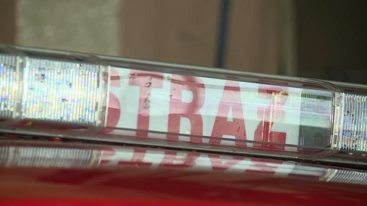 Pożar w domu wielorodzinnym na Opolszczyźnie. Ewakuowano 27 osób