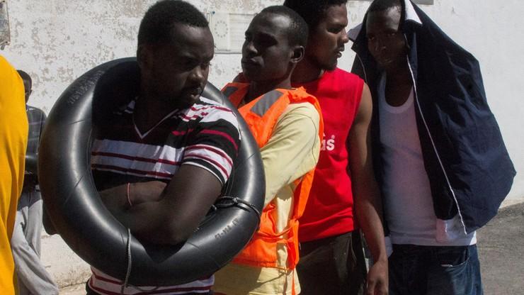 Zatonęła łódź z imigrantami. Zginęło co najmniej 46 osób