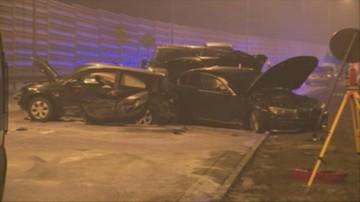 Prokuratura powołała biegłych ws. wypadku auta szefa MON
