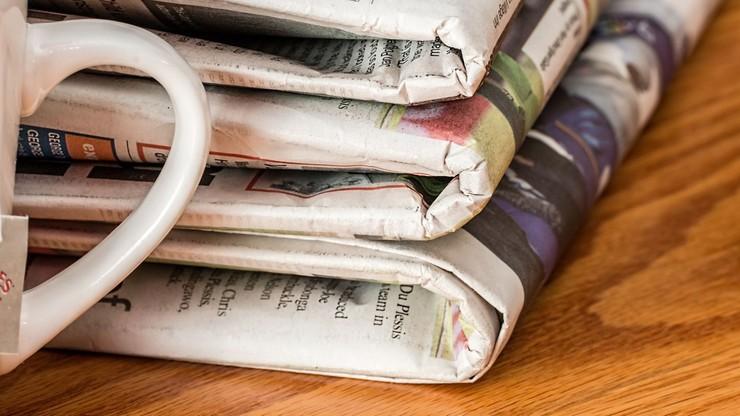 Dwa niemieckie dzienniki wstrzymały publikację apelu Sprawiedliwych Wśród Narodów Świata