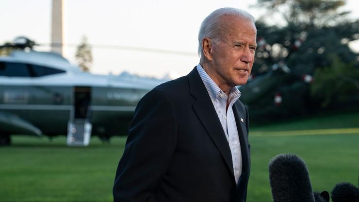 USA. Joe Biden: jestem pewien, że Chiny spróbują dogadać się z talibami
