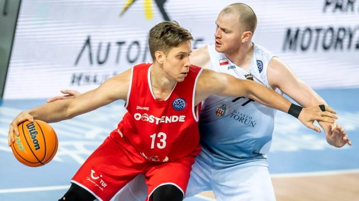 Liga Mistrzów FIBA: Polski Cukier pożegnał się z pucharami porażką