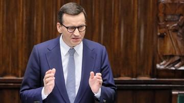 Referendum ws. członkostwa Polski w UE? Premier odpowiada
