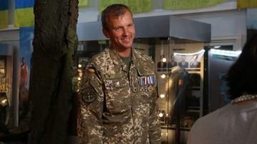 Weteran z Donbasu wrócił do kraju. Wcześniej zatrzymały go polskie służby