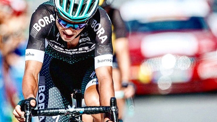 Groźny wypadek polskiego kolarza podczas wyścigu we Włoszech