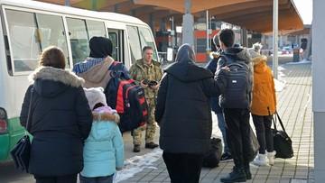 14 migrantów z Iraku pieszo przekroczyło granicę. Zostali zatrzymani