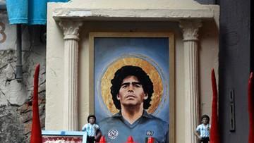 Wizerunek Maradony na banknocie. Pomysł argentyńskiego senatora