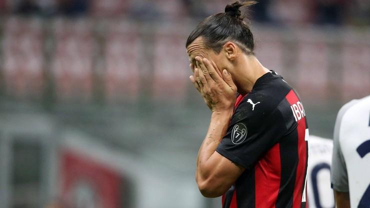 Serie A: Zlatan Ibrahimovic drugi raz z pozytywnym testem na koronawirusa