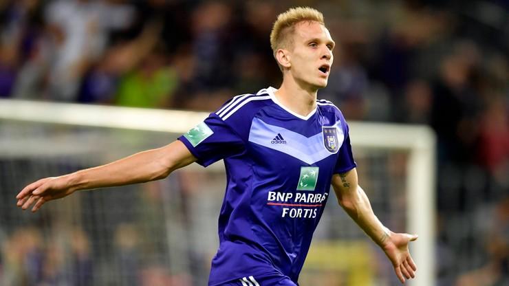 Anderlecht Bruksela chce wykupić Teodorczyka