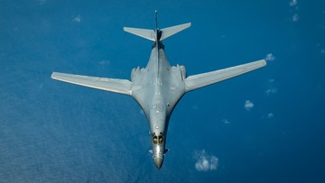 Dwa amerykańskie bombowce przeleciały nad Półwyspem Koreańskim