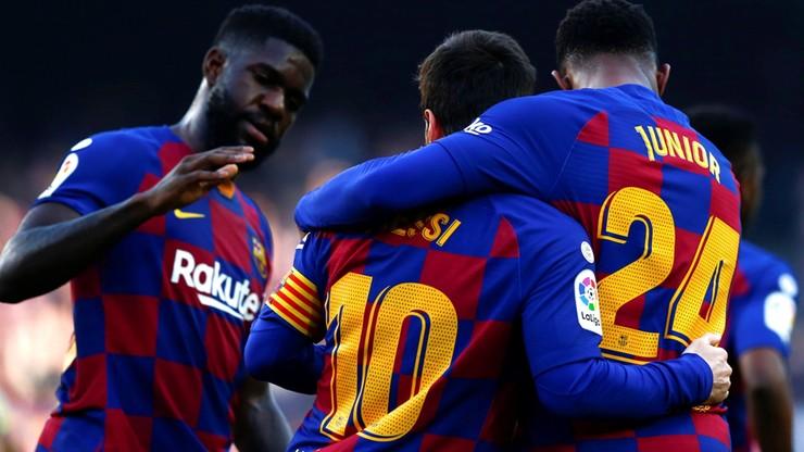 Łatwe zadania Barcelony i Realu Madryt