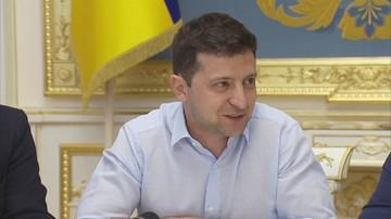 """Ukraina: możliwe referendum nt. pokoju z Rosją. """"Żeby naród podjął tę decyzję"""""""