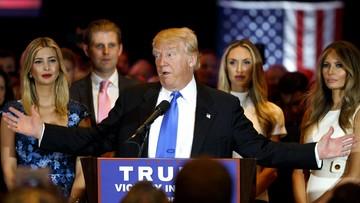 Zdecydowane zwycięstwo Trumpa w Indianie. Cruz rezygnuje