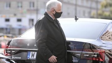 Kaczyński nie potrzebuje koalicjantów. PiS nadal wygrywa w sondażach