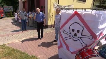 Groźne chemikalia w Borkowicach. Podejrzani o ich przywiezienie mogą iść na pięć lat za kraty