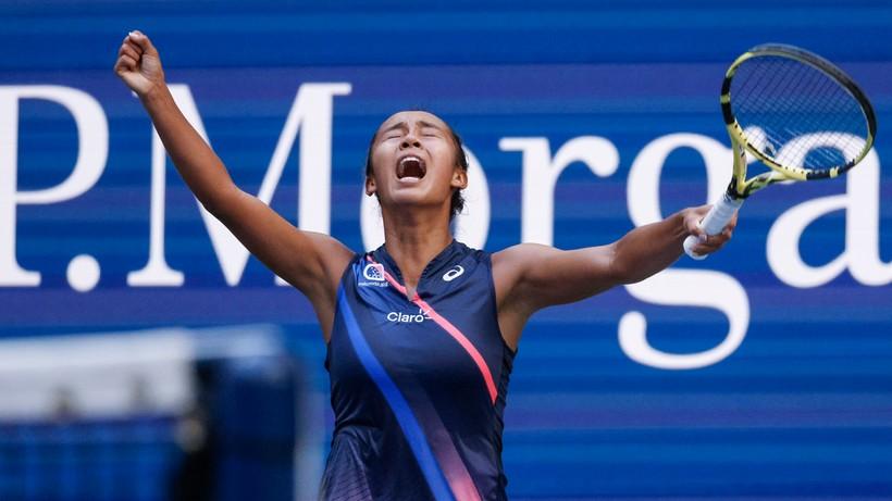 US Open: Sensacyjna półfinalistka! Switolina pokonana (WIDEO)