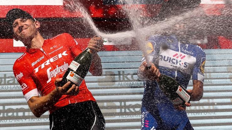 Alaphilippe wygrał wyścig Clasica San Sebastian