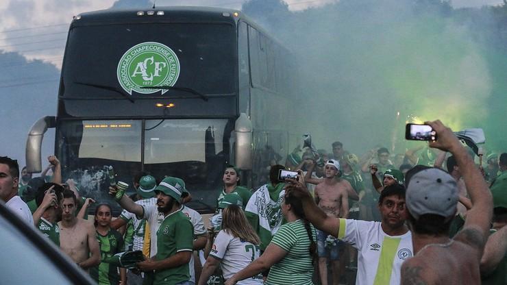 Szybki powrót piłkarzy Chapecoense do brazylijskiej elity