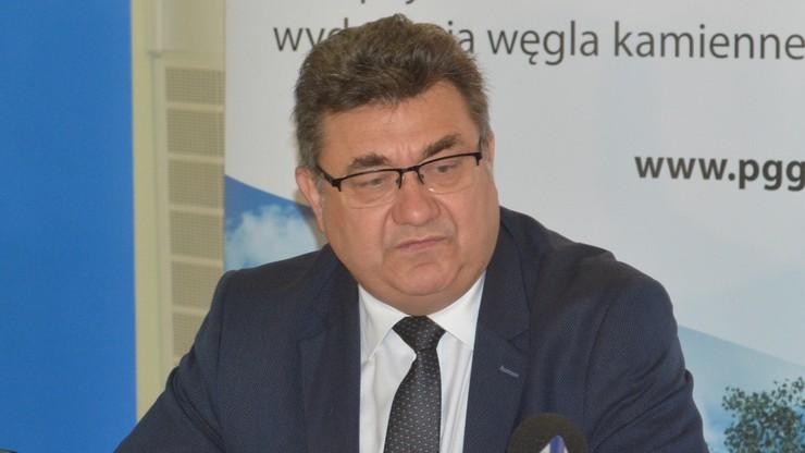 Grzegorz Tobiszowski nie jest już wiceministrem energii