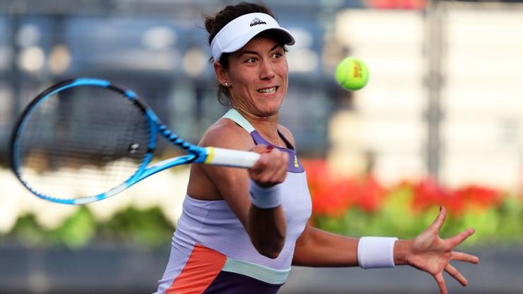 WTA w Dubaju: Pliskova i Muguruza nie zagrają w półfinałach
