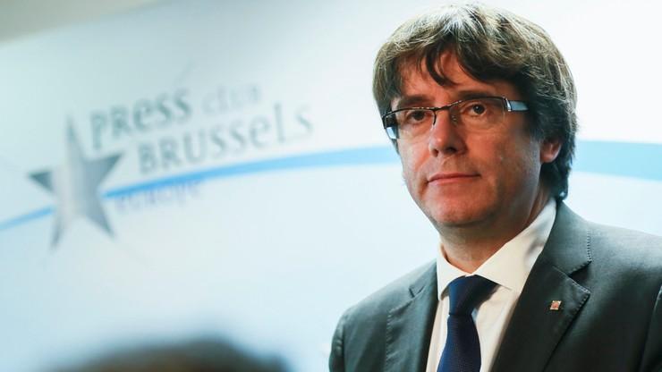 KE: Europejski Nakaz Aresztowania byłego szefa rządu Katalonii wyłącznie sprawą hiszpańskich sądów