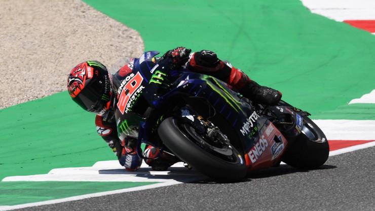 MotoGP: Fabio Quartararo wygrał we Włoszech