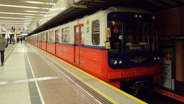Warszawa skraca godziny kursowania metra w weekendy