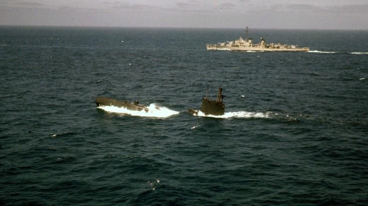 """Eksperci: """"obcy obiekt podwodny"""" mógł wpłynąć do szwedzkiego portu"""