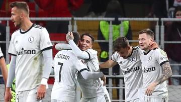Legia znowu to zrobiła! Wygrana w Moskwie po golu w doliczonym czasie