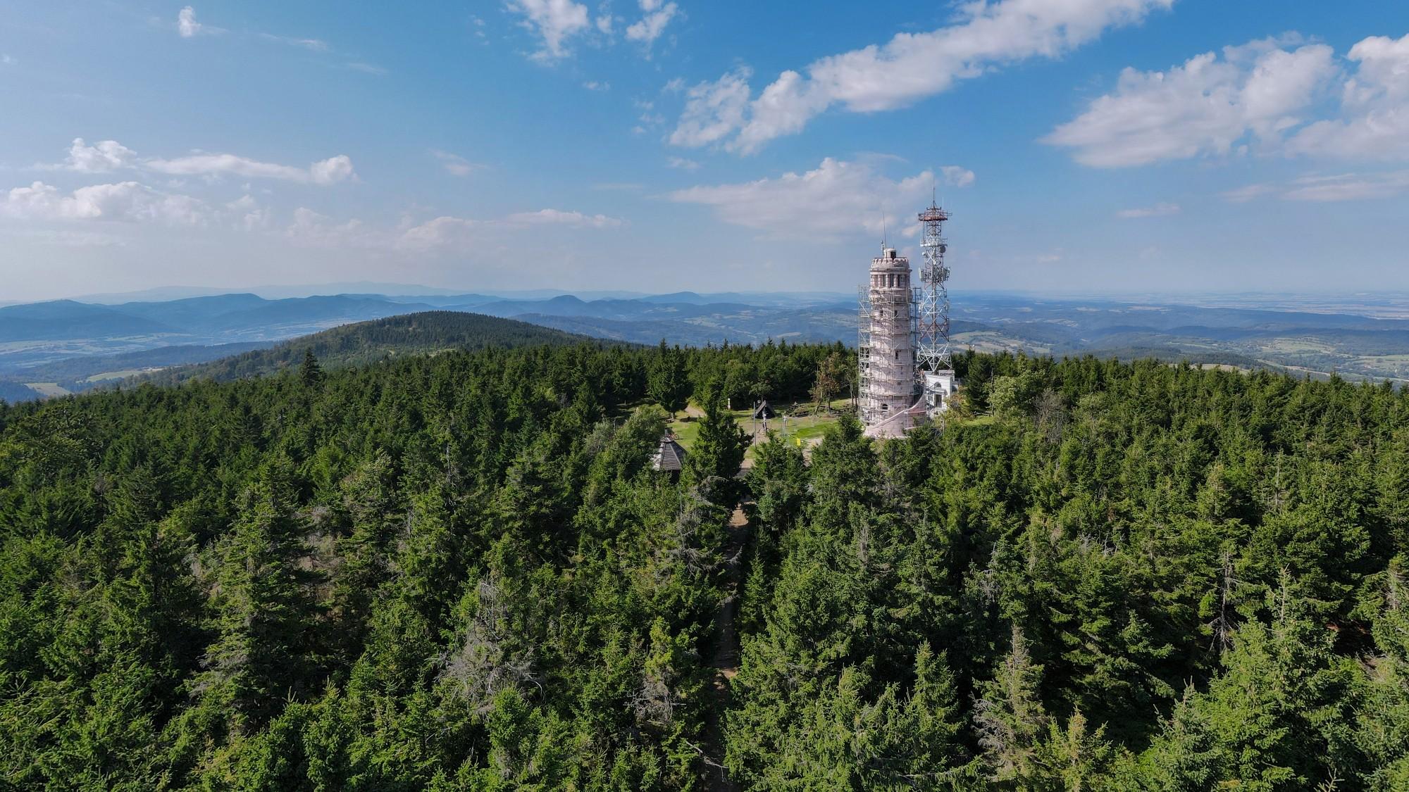 Góry Sowie, Suche i Kamienne - zdjęcie 1