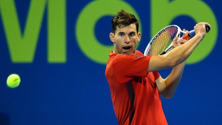 ATP w Dausze: Thiem z Monfilsem w półfinale