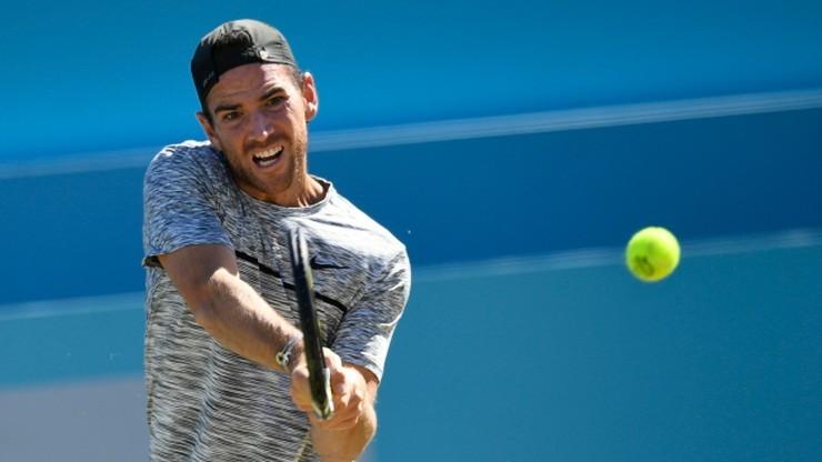 ATP w Newport: Mannarino odpadł w ćwierćfinale