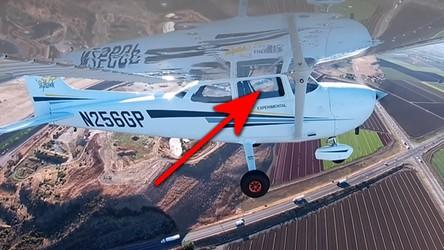 Zobacz w akcji autonomiczną Cessnę lecącą bez pilota po Kalifornii [WIDEO]