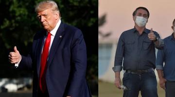 Leczyli się nią Trump i Bolsonaro. Naukowcy twierdzą, że hydrochlorochina nie działa