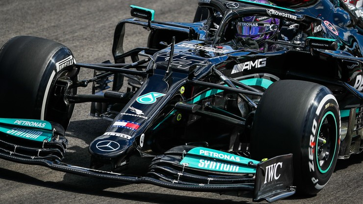 GP Portugalii: Valtteri Bottas i Lewis Hamilton najszybsi na treningach