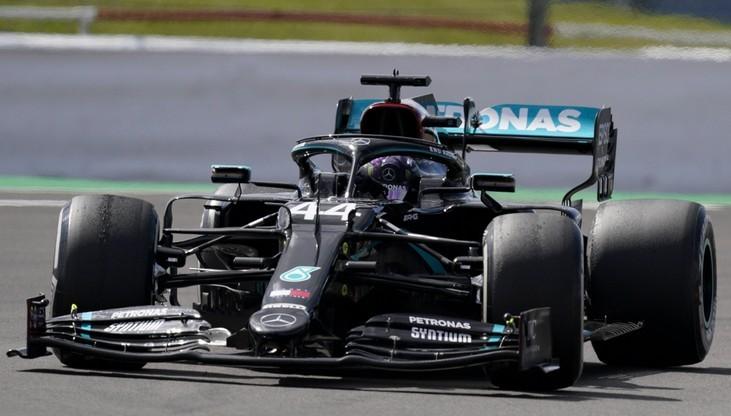 Formuła 1: Lewis Hamilton na pole position w Grand Prix Hiszpanii