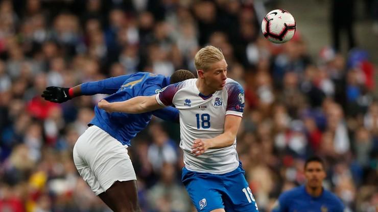 El. Euro 2020: Islandia - Francja. Transmisja w Polsacie Sport Extra