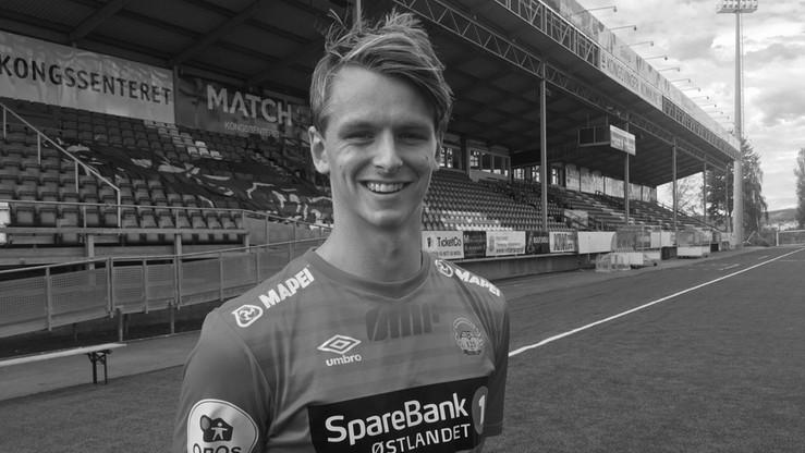 Nagła śmierć norweskiego piłkarza. Miał zaledwie 20 lat