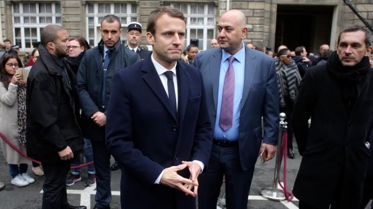 Kreml odpiera zarzuty w sprawie rosyjskich cyberataków na sztab Macrona
