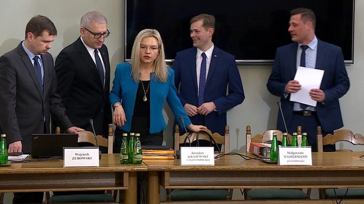Różycki przed komisją ds. Amber Gold: nie byliśmy hamulcowym tego śledztwa