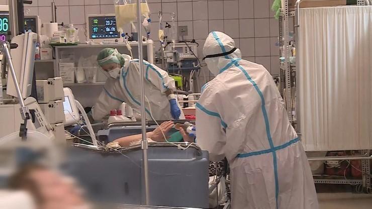 Rośnie liczba zakażeń i zgonów w Niemczech. Lekarze biją na alarm
