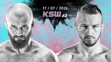 KSW 62: Artur Sowiński poznał rywala