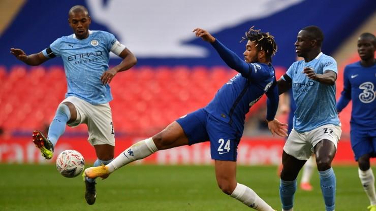 Puchar Anglii: Chelsea wyeliminowała Manchester City i zagra w finale