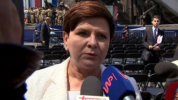 Szef MON: Polska została przez prezydenta Trumpa ukazana jako szaniec cywilizacji europejskiej